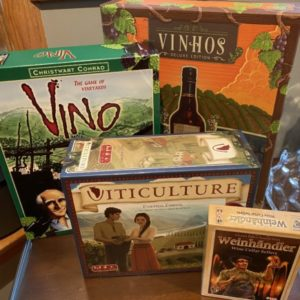 Group logo of Wine Themed games