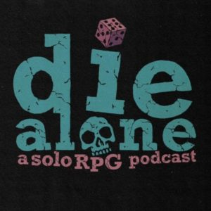Group logo of Die Alone - A Solo Game Podcast