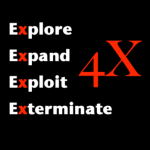 Group logo of 4X Games